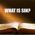 The Biblical view of sin